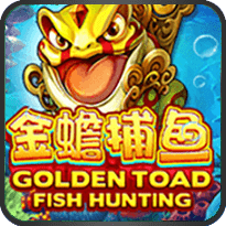 Golden Toad Fish Hunting