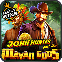 John Hunter and the Mayan Gods™