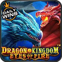 Dragon Kingdom Eyes of Fire™